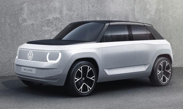 "VW ID.5 GTX debutterà in versione ""mascherata"" al Salone di Monaco - image VW-ID-LIFE on https://motori.net"
