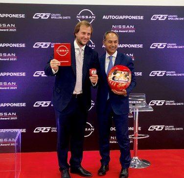 Nissan Italia premia le sue concessionarie