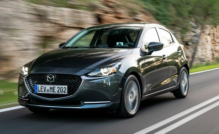 Spoticar, l'usato secondo Stellantis - image 2020-Mazda2 on https://motori.net