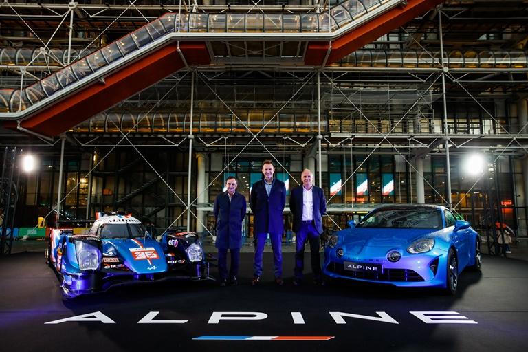 60 Lamborghini in pista a Misano - image 2021-Alpine-Endurance-Team on https://motori.net