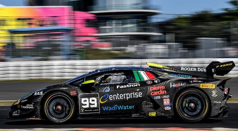 60 Lamborghini in pista a Misano - image Andrea-Cola-Lamborghini-Huracan- on https://motori.net