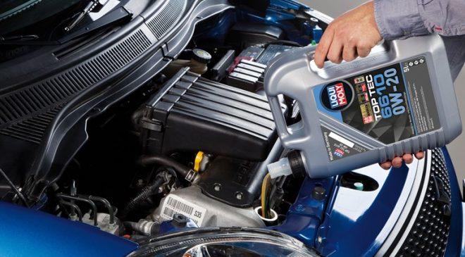 Un nuovo olio Liqui Moly per i modelli Ford