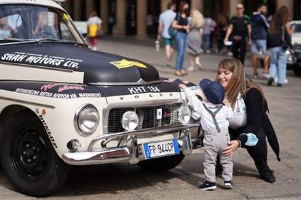 "Fiat 500 è ""Auto Europa 2022"" - image Raduno-Volvo on https://motori.net"