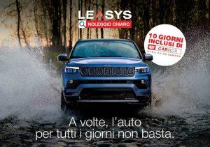Leasys lancia la prima formula di mobilità integrata on demand
