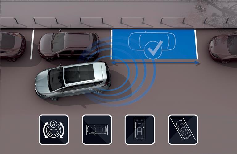 Carburanti sintetici per la mobilità a impatto zero - image renault-one-pedal-to-park on https://motori.net