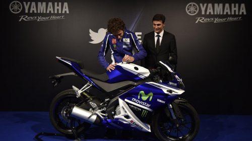 Asta per la YAMAHA YZF-R125 autografata da Rossi - image 001225-000021566-500x280 on https://moto.motori.net