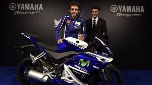 Asta per la YAMAHA YZF-R125 autografata da Rossi - image 001225-000021567-500x280 on https://moto.motori.net