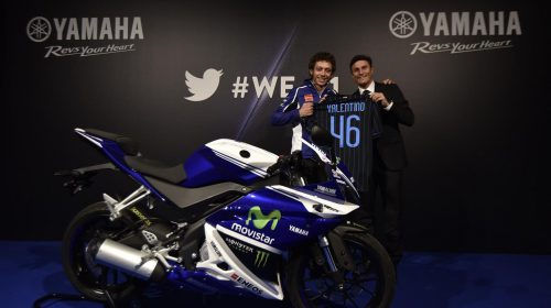 Asta per la YAMAHA YZF-R125 autografata da Rossi - image 001225-000021568-500x280 on https://moto.motori.net