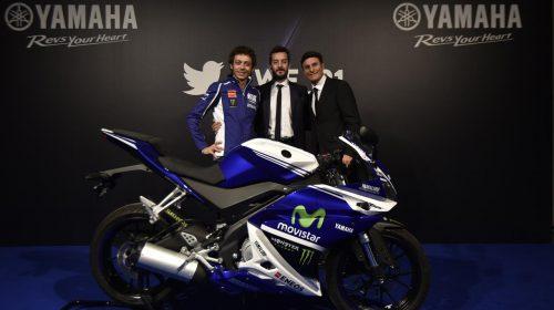 Asta per la YAMAHA YZF-R125 autografata da Rossi - image 001225-000021570-500x280 on https://moto.motori.net