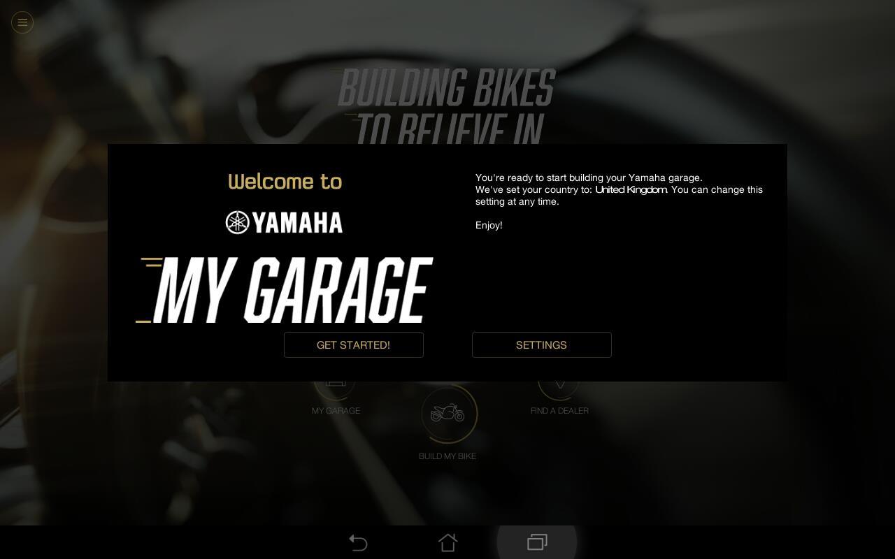 MY GARAGE: L'App Yamaha per creare la propria Special Tre Diapason - image 004352-000052665 on https://moto.motori.net