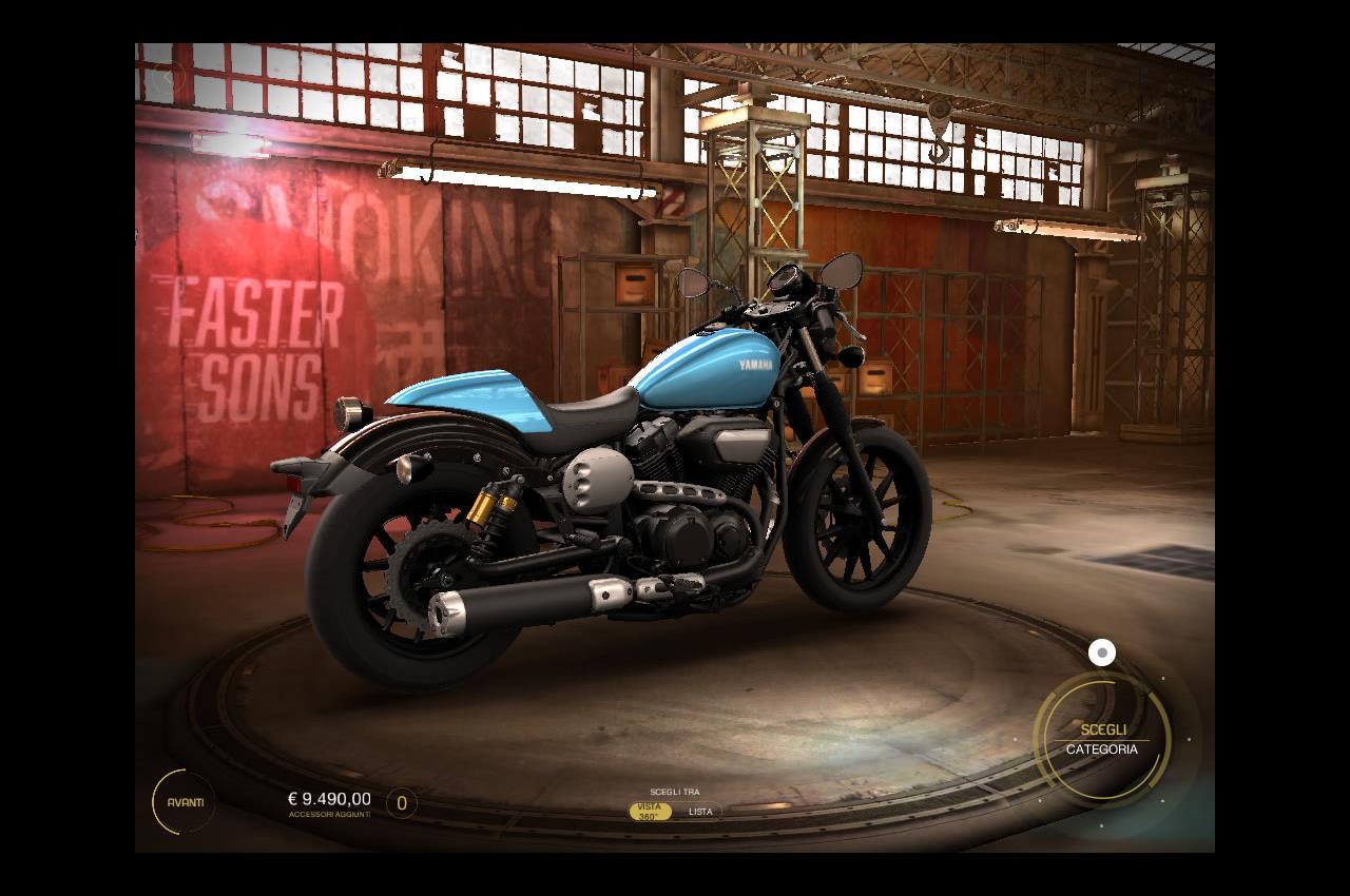 MY GARAGE: L'App Yamaha per creare la propria Special Tre Diapason - image 004352-000052669 on https://moto.motori.net