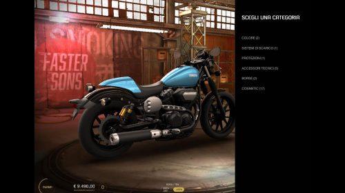 MY GARAGE: L'App Yamaha per creare la propria Special Tre Diapason - image 004352-000052670-500x280 on https://moto.motori.net