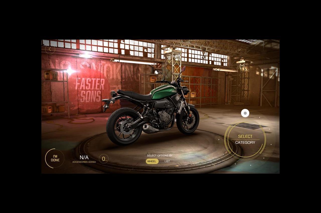 MY GARAGE: L'App Yamaha per creare la propria Special Tre Diapason - image 004352-000052675 on https://moto.motori.net