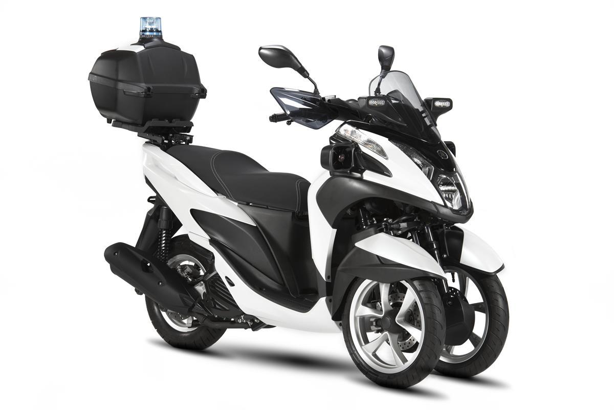 Yamaha Tricity 125 For Police - image 009466-000104011 on https://moto.motori.net