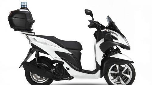 Yamaha Tricity 125 For Police - image 009466-000104012-500x280 on https://moto.motori.net