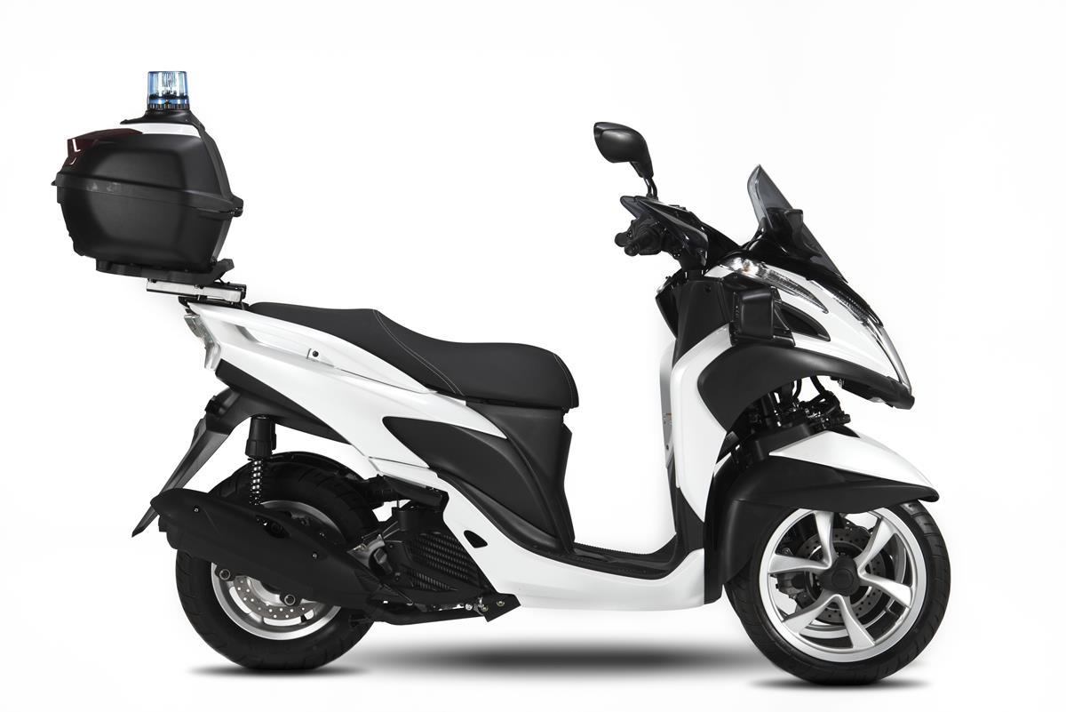Yamaha Tricity 125 For Police - image 009466-000104012 on https://moto.motori.net