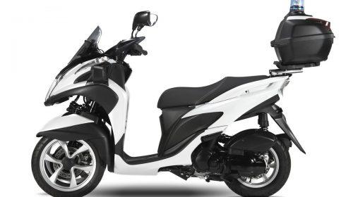 Yamaha Tricity 125 For Police - image 009466-000104015-500x280 on https://moto.motori.net