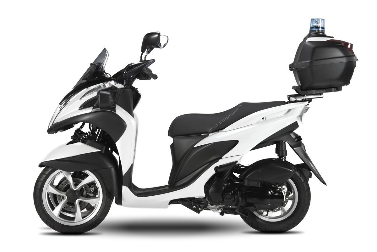 Yamaha Tricity 125 For Police - image 009466-000104015 on https://moto.motori.net