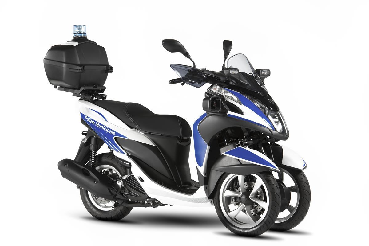 Yamaha Tricity 125 For Police - image 009466-000104017 on https://moto.motori.net