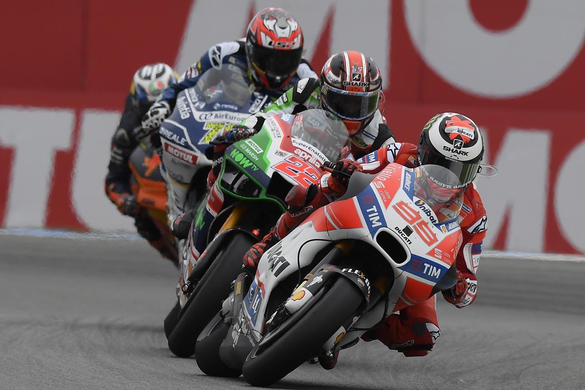 Moto GP: Andrea Dovizioso primo nella classifica Mondiale - image 009548-000104762 on https://moto.motori.net