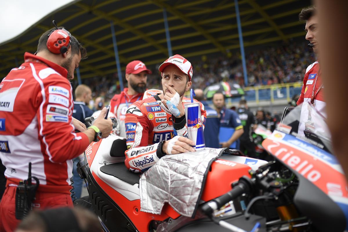 Moto GP: Andrea Dovizioso primo nella classifica Mondiale - image 009548-000104763 on https://moto.motori.net