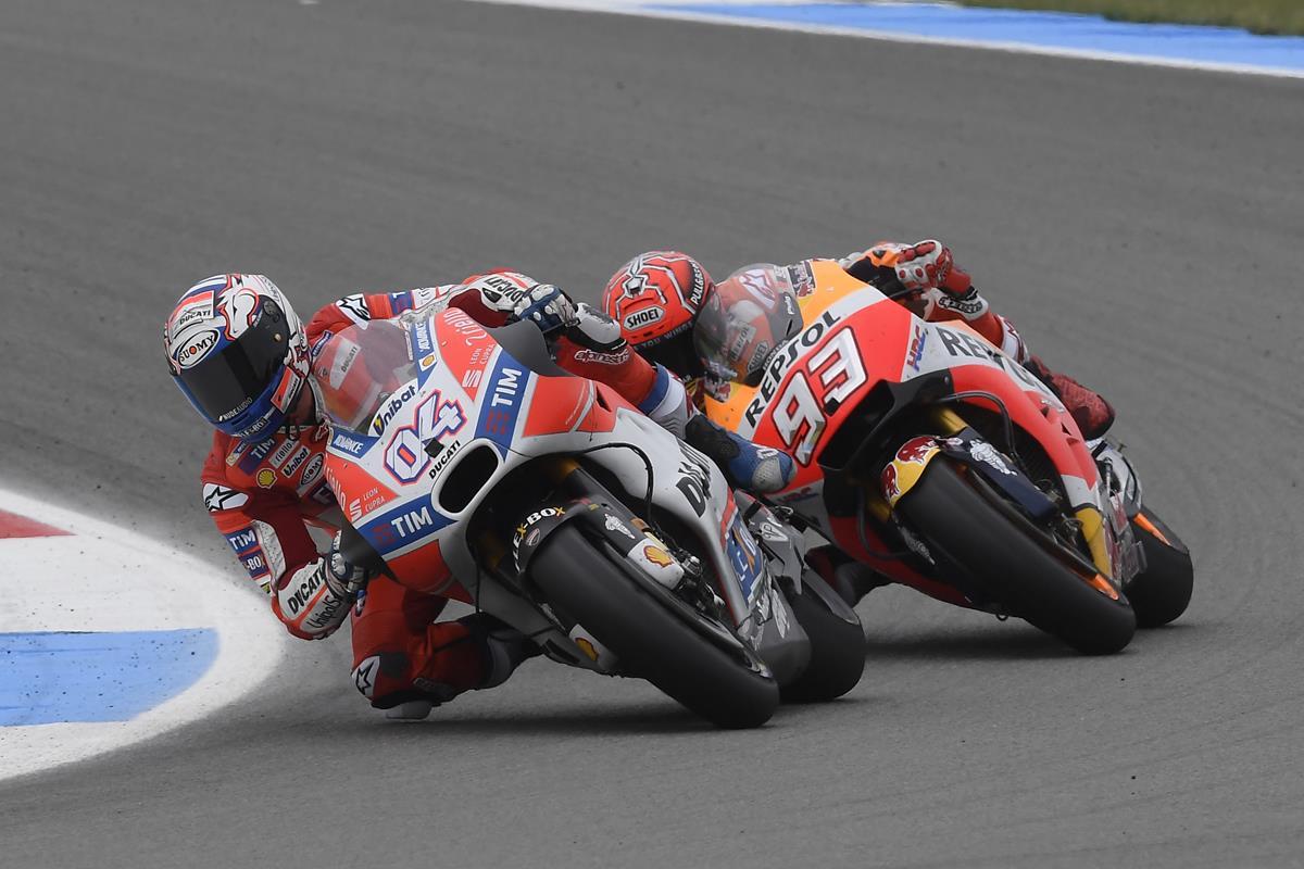 Moto GP: Andrea Dovizioso primo nella classifica Mondiale - image 009548-000104764 on https://moto.motori.net