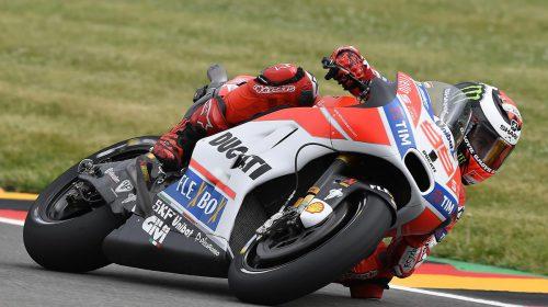 GP di Germania: ottavo Andrea Dovizioso, undicesimo Jorge Lorenzo - image 009552-000104775-500x280 on https://moto.motori.net
