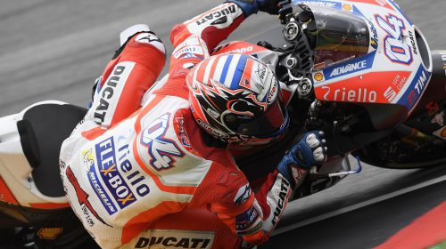 GP di Germania: ottavo Andrea Dovizioso, undicesimo Jorge Lorenzo - image 009552-000104777-500x280 on https://moto.motori.net