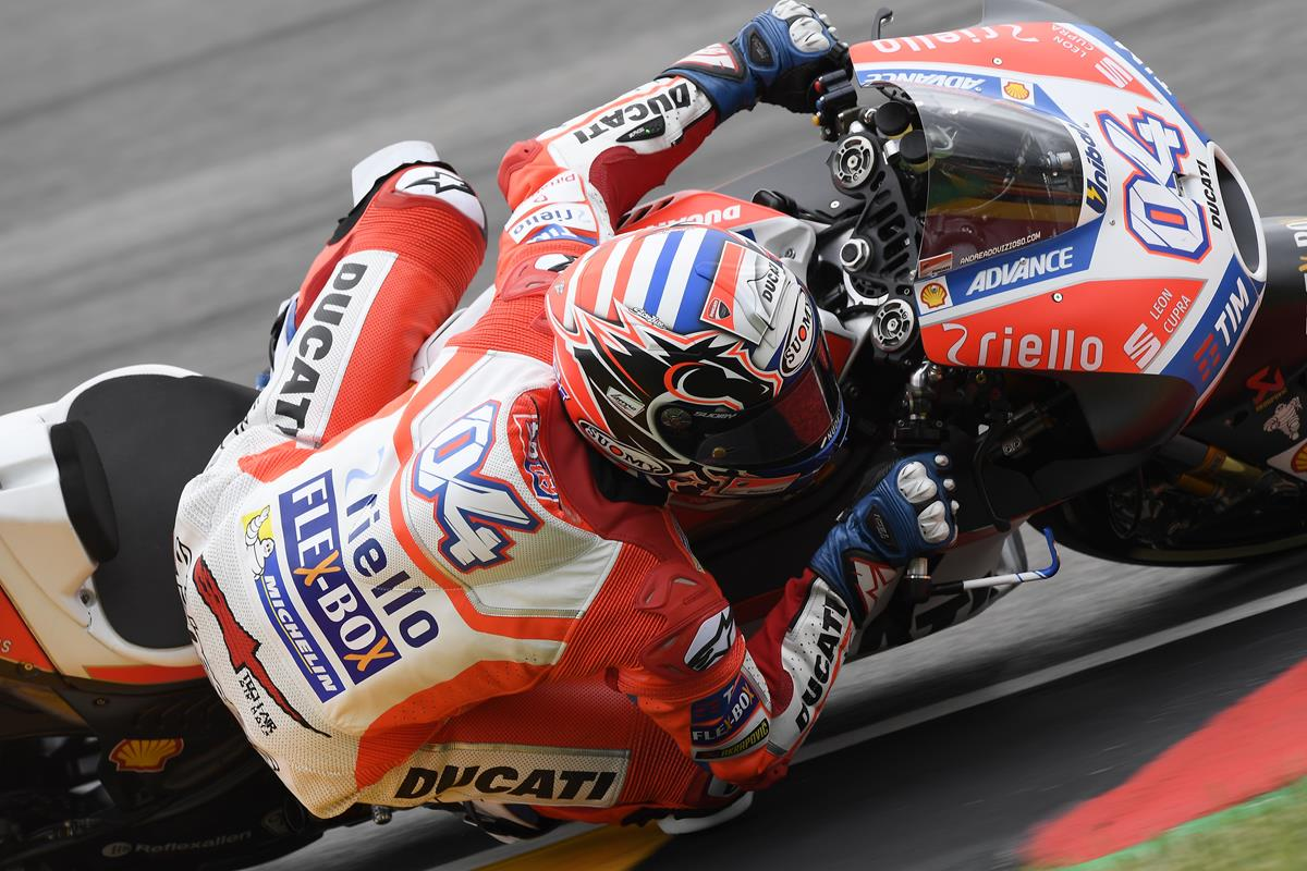 GP di Germania: ottavo Andrea Dovizioso, undicesimo Jorge Lorenzo - image 009552-000104777 on https://moto.motori.net