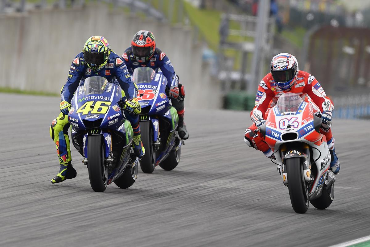GP di Germania: ottavo Andrea Dovizioso, undicesimo Jorge Lorenzo - image 009552-000104784 on https://moto.motori.net