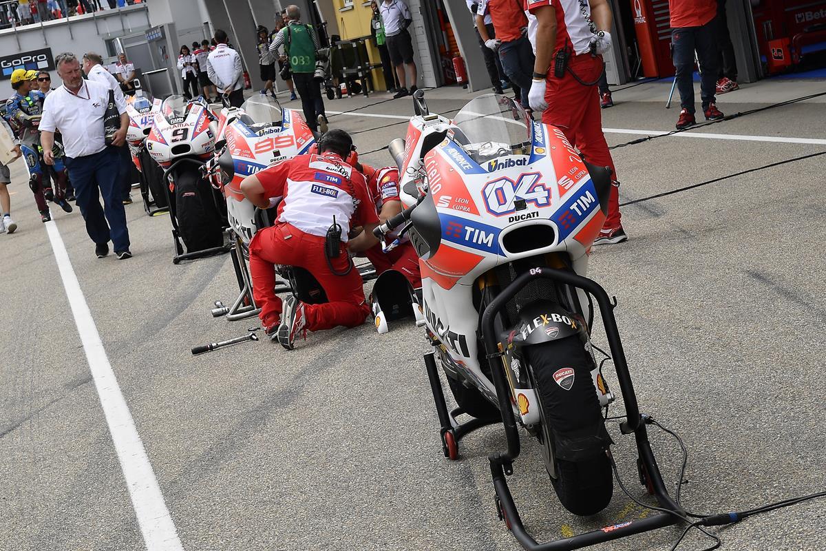 GP di Germania: ottavo Andrea Dovizioso, undicesimo Jorge Lorenzo - image 009552-000104787 on https://moto.motori.net