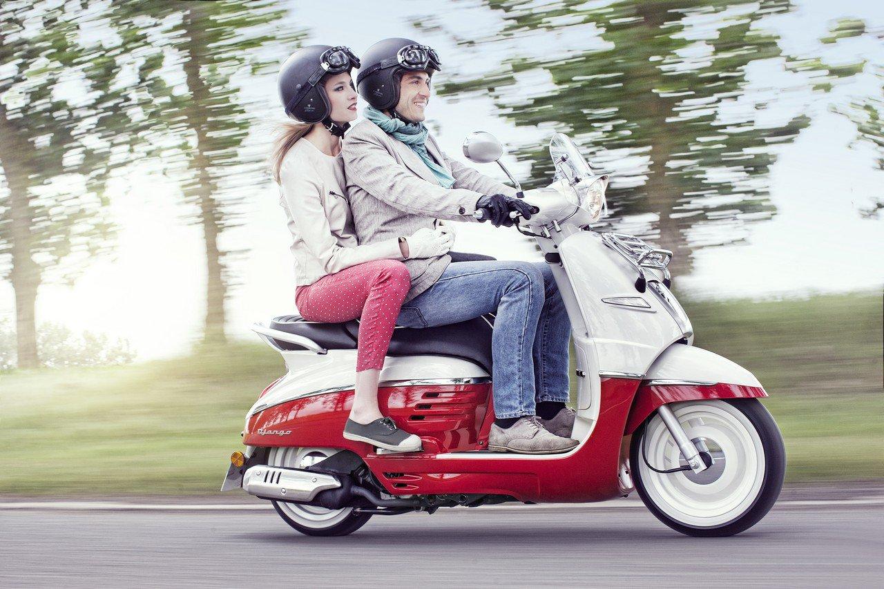 Peugeot Django 2015: il fascino del vintage - image 000050-000010230 on https://moto.motori.net