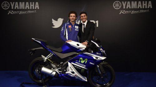 Asta per la YAMAHA YZF-R125 autografata da Rossi - image 001225-000021564-500x280 on https://moto.motori.net
