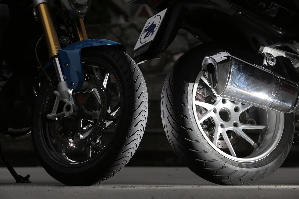 Michelin road 5 pneumatici per moto: più fiducia oggi, più fiducia domani - image 009444-000103819 on https://moto.motori.net