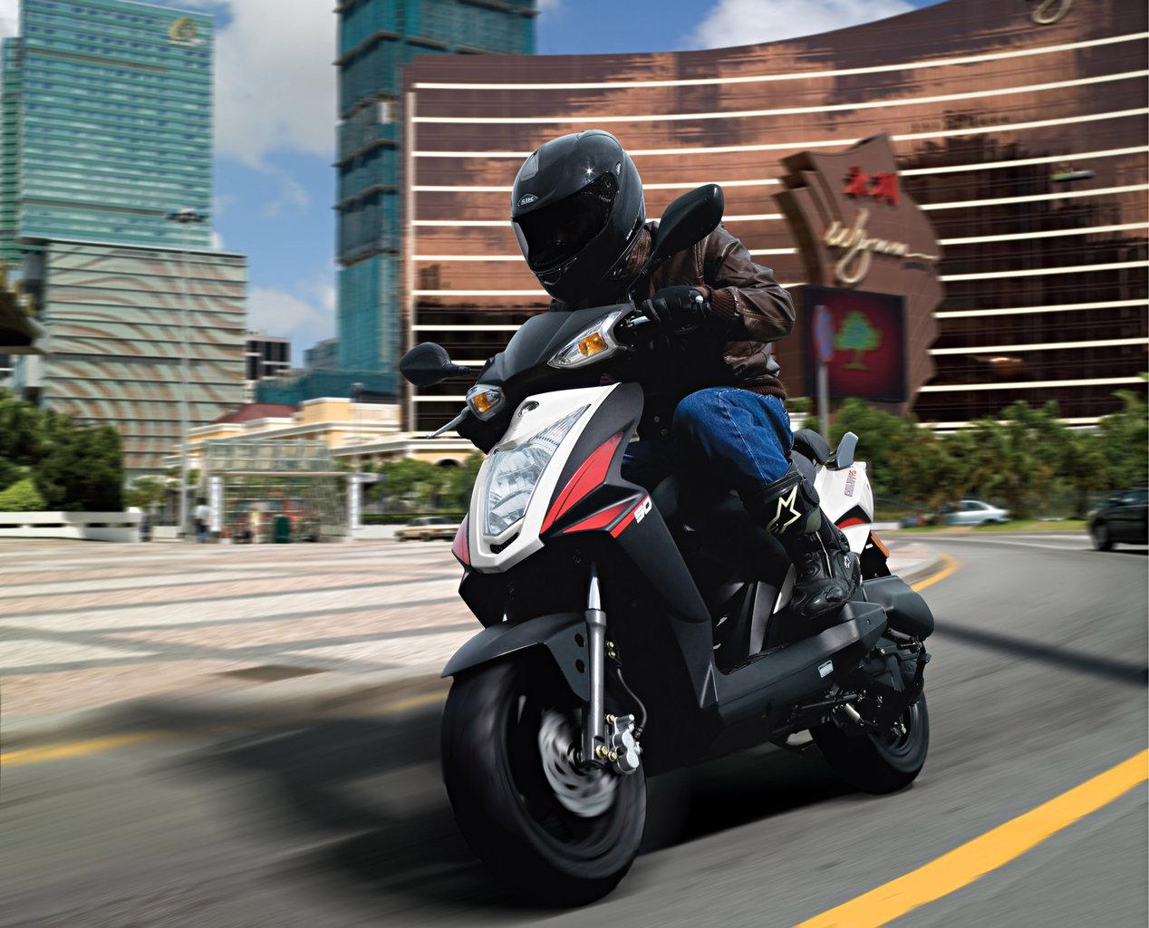 Listino Kymco Agility 125 Carry Scooter 125 - image 14836_kymco-agility125-rs on https://moto.motori.net