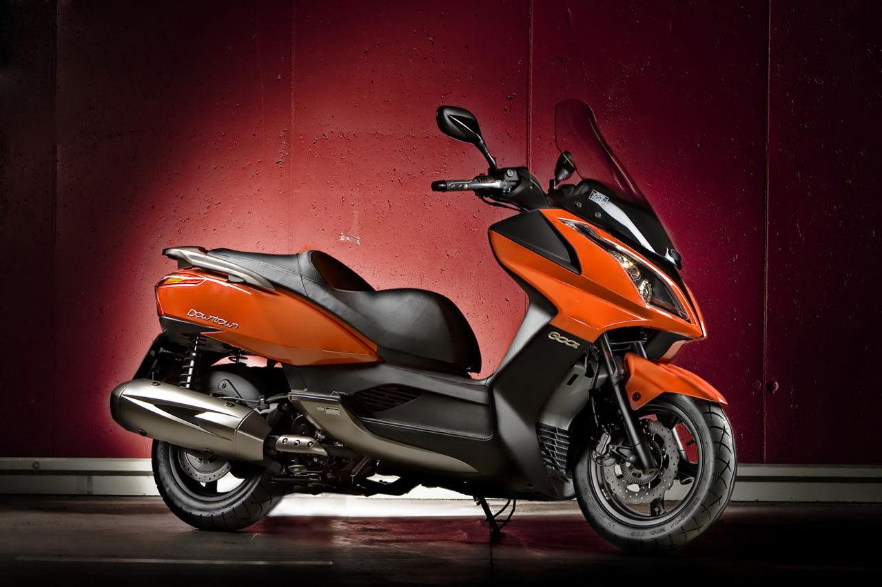 Listino Kymco Agility 125 Carry Scooter 125 - image 14863_kymco-downtown125i on https://moto.motori.net