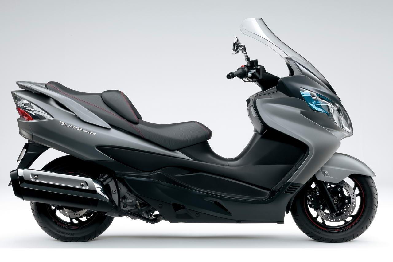 Listino Suzuki GSX-R 600 SuperSport 600 - image 15186_suzuki-burgman400-lux on https://moto.motori.net