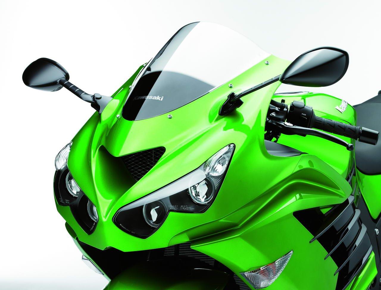 Listino Kawasaki Ninja ZX-10R SuperBike 1000 - image 15551_kawasaki-zzr1400abs on https://moto.motori.net