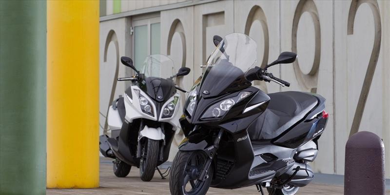 Libretto d'Uso e Manutenzione Kymco People GT 300i ABS 2014 - image 7299_1_big on https://moto.motori.net