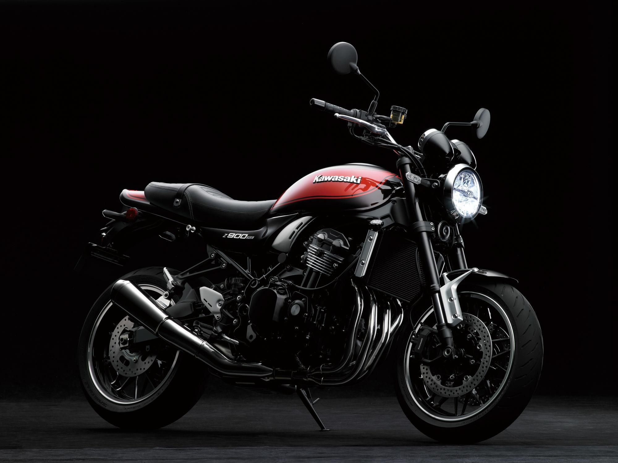 Kawasaki al Tokyo Motor Show - image Kawasaki-Z900RS_1 on https://moto.motori.net