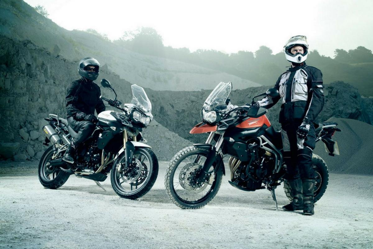 pneumatici invernali moto