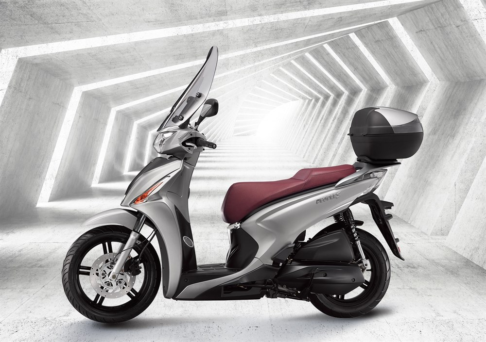 Nuovo People S 125i ABS e People S 150i ABS