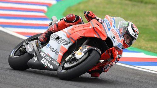 Moto GP Argentina: Dovizioso sesto, Lorenzo quindicesimo - image 03-Ducati-Photo-500x280 on https://moto.motori.net