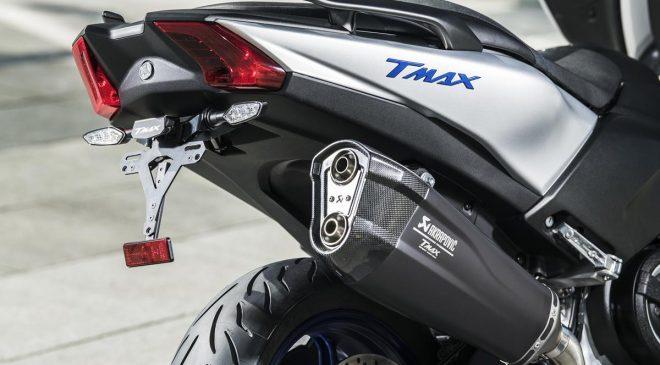 T-MAX Sport Edition: disponibile da aprile nelle concessionarie ufficiali Yamaha