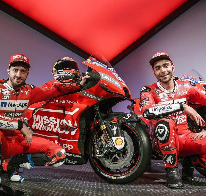 T-MAX Sport Edition: disponibile da aprile nelle concessionarie ufficiali Yamaha - image Ducati_2-840x800 on https://moto.motori.net